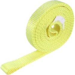 6 feet Lifting Straps 2200 lbs Lift Sling Tow Rope 1-Ply Endless Webbing Sling