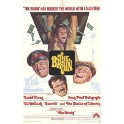 The Brain Movie Poster (27 x 40)