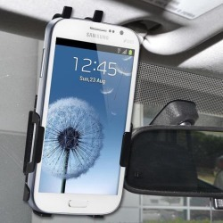 Amzer Anywhere Magnetic Vehicle Mount For Samsung GALAXY Grand Duos GT-I9082, Samsung GALAXY Grand GT-I9080
