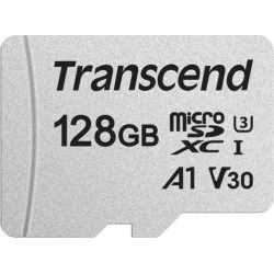 ts128gusd300s 128gb uhs-i u3a1 microsd memory card
