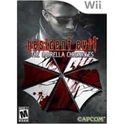 Resident Evil: The Umbrella Chronicles Wii Game