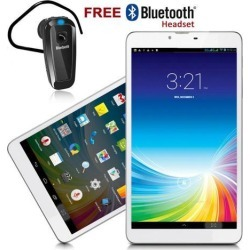 Indigi® Phablet 7' Android 4.4 Tablet Phone 3G GSM+WCDMA Unlocked AT & T T-Mobile