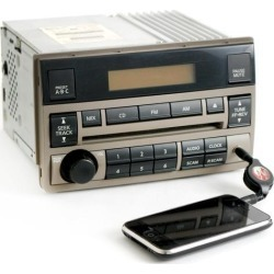 Recertified - Nissan Altima 2005-2006 Tan Radio AMFM CD Aux Input 28185ZB00C Standard Vol Ctrl found on Bargain Bro India from Newegg Business for $165.00