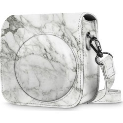 For Fujifilm Instax Mini 9 / Mini 8 / 8+ Instant Camera Case Bag Cover- Marble