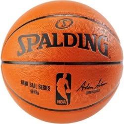 Spalding NBA Indoor/Outdoor Official Size Replica Game Ball (29.5')