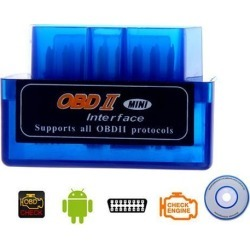 Mini V2.1 OBD2 Bluetooth Interface Auto Car Scanner