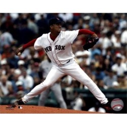 Pedro Martinez 2003 Action Sports Photo (10 x 8)