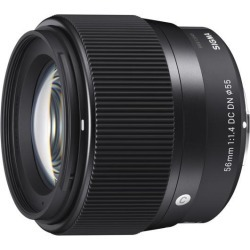 Sigma 56mm f1.4 DC DN Contemporary Lens for Micro 4/3 351963