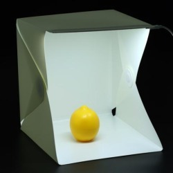 Mini Photo Studio Box Photography Backdrop Built-in Light Photo Box Little Items Photography Box Studio Accessories