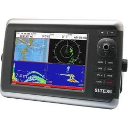SITEX NAVSTAR 10 GPS CHART PLOTTER, SONAR, RADAR SYSTEM