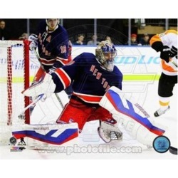 Posterazzi PFSAARN17101 Henrik Lundqvist 2014-15 Action Sports Photo - 10 x 8 in.