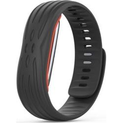 Smart Watch Blood Pressure Heart Rate Monitor Sports Fitness Tracker Black Gray