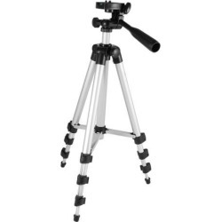 Unique Bargains Universal Portable 4 Sections VCR Camera Tripod Mount Stand 39.4' w Carrying Bag