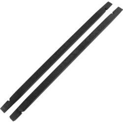 Unique Bargains Plastic Electronics Phone Stick Spudger Opening Repair Tool Black 2 Pcs