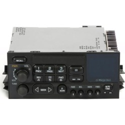 New 1995-2005 GMC Chevrolet Chevy Truck Van AM FM Radio w CD Controls 05-95 found on Bargain Bro Philippines from Newegg Business for $185.00