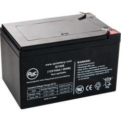 APC Smart-UPS 1000NET 12V 10Ah UPS Battery - This is an AJC Brand Replacement