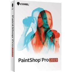 Corel CA Paintshop Pro 2019 Mini Box - Photo Editing and Graphic Design Suite for PC