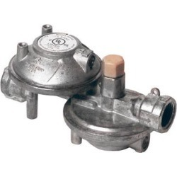 Mr. Heater F273763 Propane Two Stage Regulator 1/4' Female Pipe Thread(inlet).
