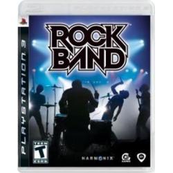 Rock Band Playstation3 Game