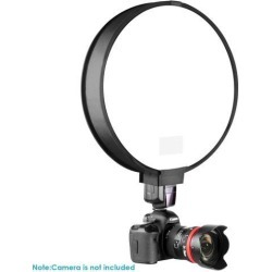 Neewer 12' 30cm Portable Mini Small Little Round Soft Box for Nissin Sigma Sony