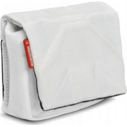 Manfrotto Stile MB SCP-1SW Carrying Case (Pouch) for Camera - Star White