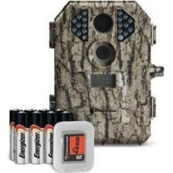 Stealth Cam Field Ready Combo Kit - P18 6MP IR Trail Camera,8 AA Batteries and 4 found on Bargain Bro India from Newegg Business for $105.68