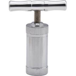 Pollen Press Tool Heavy Duty Zinc Ultimate Pressure Metal Pollen Press Compressor Single handle