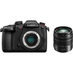 Panasonic Lumix DC-GH5S Mirrorless Micro Four Thirds Digital Camera with 14-140mm Lens