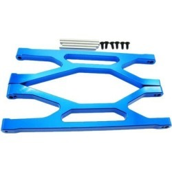 RC Alloy Front/Rear Upper Arm for Traxxas X-Maxx 7729 Monster Car Blue