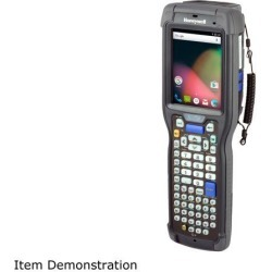 Honeywell CK75 Alphanumeric Ultra Rugged Handheld Mobile Computer - 1.5GHz Dual Core/2GB RAM/16GB Flash/Android 6 GMS/Bluetooth/Cold Storage.