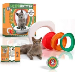 Cat Toilet Training System Cat Toilet Training System found on Bargain Bro Philippines from Newegg Canada for $84.03