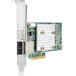 HP 804405-B21 Smart Array P408E-P Sr Gen10 - Storage Controller (Raid) - 8 Channel - Sata 6Gb/S / Sas 12Gb/S - 1.2 Gbps - Raid 0, 1, 5, 6, 10, 50.