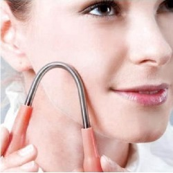 New Face Hair Removal Device Faces Delicate Beauty Micro Spring Epilator Depilation Shaving