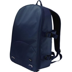 FileMate 3FMCG220NV2-R Navy Deluxe SLR Camera Backpack