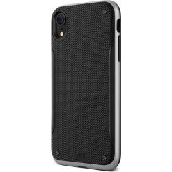 Vrs Design High Pro Shield Slim Case Steel Silver for iPhone XR Cases