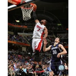 Posterazzi PFSAARO00401 Dwyane Wade 2014-15 Action Sports Photo - 8 x 10 in.