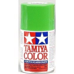 Tamiya USA TAM86021 PS-21 Park Green Polycarbonate Spray Paint 100mL