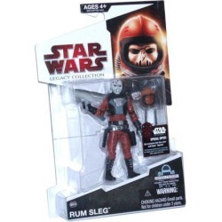 Rum Sleg BD09 Star Wars Legacy Collection Action Figure