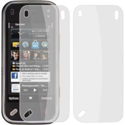 Unique Bargains 2 x Transparent LCD Film Screen Protector for Nokia N97 Mini