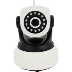 Wireless 720P Pan Tilt Network Security CCTV Camera Night Vision WiFi Webcam US