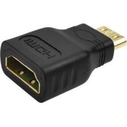 axGear HDMI Female to Mini HDMI Male Converter F/M Cable Adapter MiniHDMI