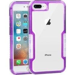 H6 DESIGN ALUMINUM CASE FOR iPHONE 8 PLUS - PURPLE