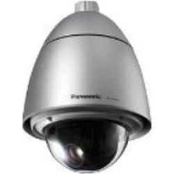Panasonic Wvcw594A Outdoor Ptz Analog Camera With Rain Resistant Dome (36X Zoom)