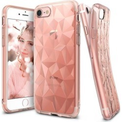 Ringke Case for iPhone - Rose