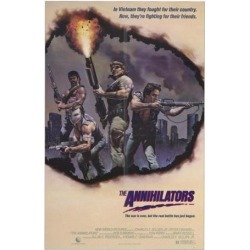 The Annihilators Movie Poster (27 x 40)