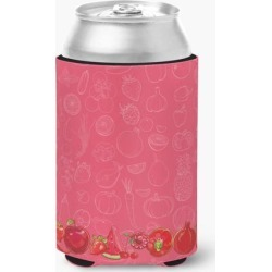 Fruits and Vegetables in Red Can or Bottle Hugger BB5133CC