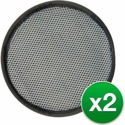 Replacement Dyson 918955-02 / 990 HEPA Vacuum Filter - 2 Pack