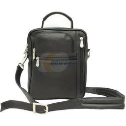Piel 9117-BLK Black Radio- Video- Camera Bag