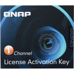 QNAP LIC-CAM-NAS-1CH 1 Camera License Activation Key for Surveillance Station Pro for QNAP NAS
