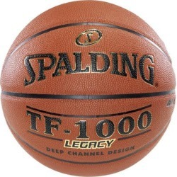 Spalding TF-1000 Legacy Indoor Composite Basketball - Size 7 (29.5')